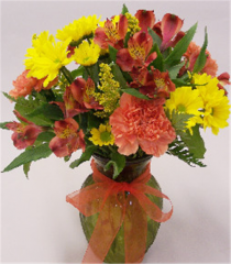 Autumn Breeze Bouquet