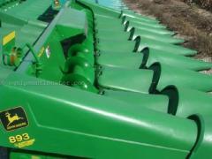 Reaping-machines used John Deere 643, 893, 444,