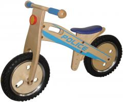 Police Wooden Training Bike