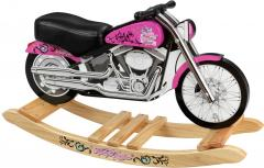 Harley Davidson Pink Softail Rocker for Girls