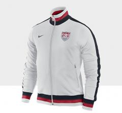 Nike USA Authentic N98 Soccer Track Jacket