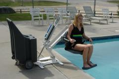 Portable Pro Pool Lift F-004PPPB