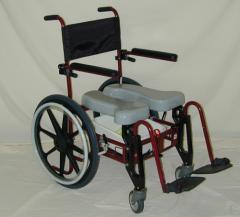 Folding Shower/Commode Chair Model 922