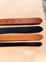 Buckaroo hand crafted leather belts