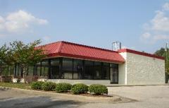 Former Burger King Restaurant