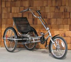 The Greenway Recumbent Trike
