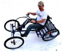 The ATC All-Terrain Cycle