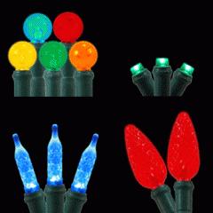 Commercial Grade LED Light Strings