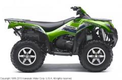 2013 Kawasaki Brute Force® 750 4x4i EPS - Candy