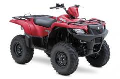 2013 Suzuki KingQuad 500AXi Power Steering 30th