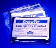 The Survivor Industries Emergency Blanket