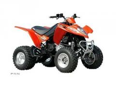2012 Kymco Mongoose 300 ATV