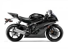 2012 Yamaha YZF-R6 Motorcycle