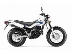 2012 Yamaha TW200 Motorcycle