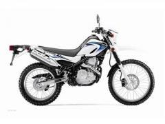 2012 Yamaha XT250 Motorcycle