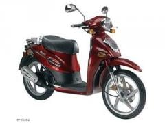 2012 Kymco People 50 Scooter