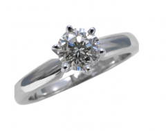 DRSR05046-4.5 Diamond Engagement Ring