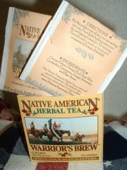 Native American Herbal Tea