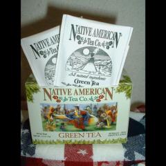 Native American Green Tea