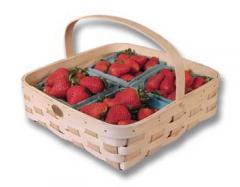 Peterboro Gardening Basket (4 quart)