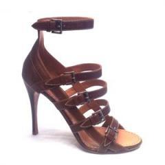 Alaia Strappy Sandal
