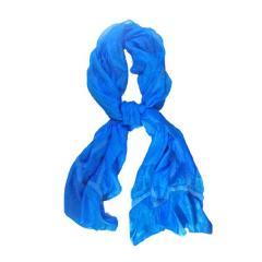 Gypsy Vibrant Blue Scarf