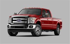 2012 Ford F-350 Lariat Truck