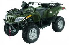 2013 Arctic Cat Super Duty Diesel 700 ATV