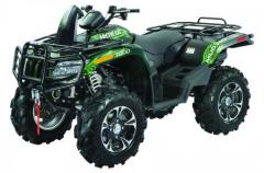 2013 Arctic Cat MudPro 1000 Limited ATV