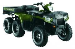 2013 Polaris Industries Sportsman® Big Boss® 6x6