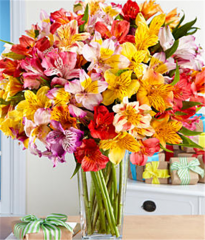 100 Birthday Blooms Bouquet