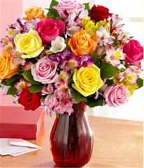 Deluxe Birthday Smiles Bouquet