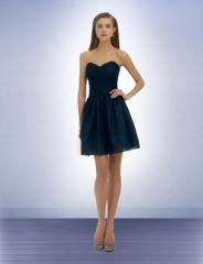 Bobinette strapless cocktail dress