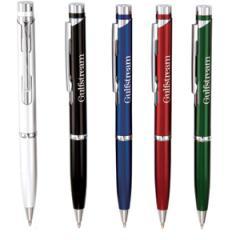 Retractable Metal Ballpoint Pen