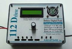 112 Deluxe Charger/Discharger