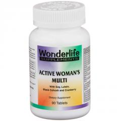 Active Woman's Multi Vitamin