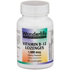 Vitamin B12 Sublingual, 1000 mcg