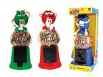 "M&M 12"" Dispenser w/Candy"