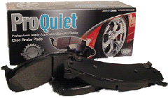 ProQuiet Professional Grade Friction Disc Brake