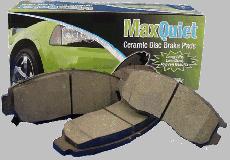 MaxQuiet Ceramic Disc Brake Pads