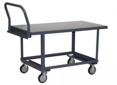 Model NY Ergo Work Height Service Carts