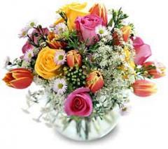 Celebration of Color Bouquet
