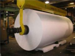 Large Roll Pallet