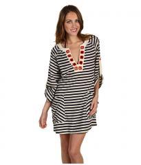 Nanette Lepore Riviera Stripe Tunic Cover