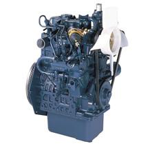Kubota Super Mini Series Engines