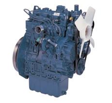 Kubota 05 Series Engines