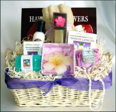 Wahine Island Gift Basket