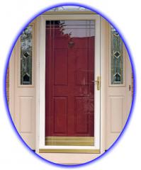 National Nail Storm Doors