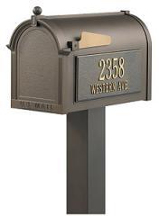 Whitehall Premium Streetside Mailbox
