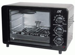 Sunpentown Stainless Electric Toaster Oven